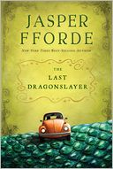 The Last Dragonslayer by Jasper Fforde: Book Cover