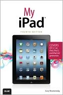 My iPad (covers iOS 5.1 on iPad, iPad 2, and iPad 3rd gen) by Gary Rosenzweig: NOOK Book Cover
