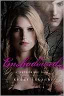 Enshadowed by Kelly Creagh: Book Cover