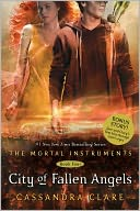 City of Fallen Angels (The Mortal Instruments Series #4) by Cassandra Clare: Book Cover