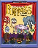 Make Your Own Puppets and Puppet Theaters by Carolyn Carreiro: Book Cover