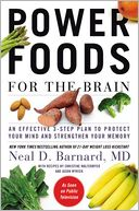 Power Foods for the Brain by Neal Barnard: Book Cover