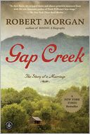 Gap Creek by Robert Morgan: Book Cover