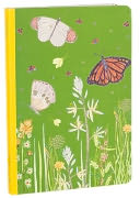 Butterfly Fields Eco-Journal by Chronicle Books LLC: Product Image