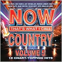 Now That's What I Call Country, Vol. 5: CD Cover