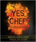 Yes, Chef by Marcus Samuelsson: CD Audiobook Cover