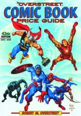 Free kindle ebooks download spanish Overstreet Comic Book Price Guide #42 (English Edition) by Various Artists, Robert M. Overstreet MOBI ePub