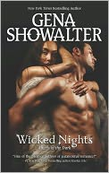 Wicked Nights by Gena Showalter: NOOK Book Cover
