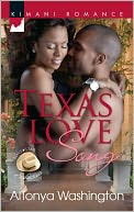 Texas Love Song (Harlequin Kimani Romance Series #290) by AlTonya Washington: NOOK Book Cover