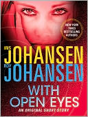 With Open Eyes by Iris Johansen: NOOK Book Cover
