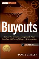 Buyouts, + Website by Scott Miller: Book Cover