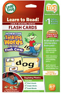 LeapFrog Tag Interactive Talking Words Factory Flash Cards by LeapFrog: Product Image