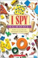 I Spy School by Jean Marzollo: Book Cover