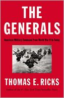 The Generals by Thomas E. Ricks: Book Cover