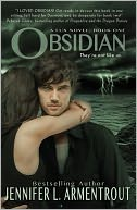 Obsidian (Lux Series #1) by Jennifer L. Armentrout: NOOK Book Cover
