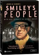 Smiley's People with Alec Guinness