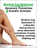 download Restless Leg Syndrome : Necessary Precautions & Possible Solutions book