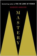 Mastery by Robert Greene: Book Cover