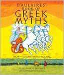 D'Aulaires' Book of Greek Myths by Ingri d'Aulaire: Audio Book Cover