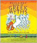 D'Aulaires' Book of Greek Myths by Ingri d'Aulaire: CD Audiobook Cover