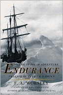 Endurance by Frank Arthur Worsley: NOOK Book Cover