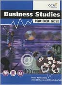 Business Studies for OCR GCSE by Peter Kennerdell: Book Cover