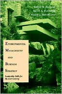 Environmental Management and Business Strategy by Bruce Piasecki: Book Cover