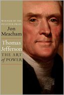 Thomas Jefferson by Jon Meacham: NOOK Book Cover