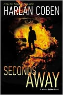 Seconds Away (Mickey Bolitar Series #2) by Harlan Coben: Book Cover