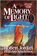A Memory of Light (Wheel of Time Series #14) by Robert Jordan: Book Cover