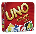 Uno Card Game Tin: B&N Exclusive by Mattel: Product Image
