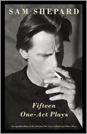 Fifteen One-Act Plays by Sam Shepard: Book Cover