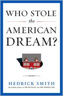 Who Stole the American Dream? by Hedrick Smith: Audio Book Cover