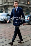 The Sartorialist - Closer (Male Cover) by Scott Schuman: Book Cover