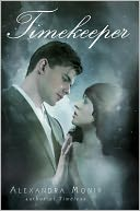 Timekeeper by Alexandra Monir: Book Cover