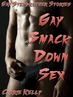 Gay Smackdown Sex (Gay Taboo Sex) (Rough Gay Sex) (Family Sex. nookbook