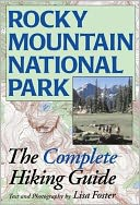 Rocky Mountain National Park by Lisa Foster: Book Cover