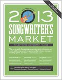2013 Songwriter's Market by Roseann Biederman: Book Cover