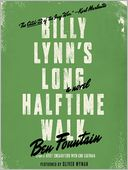 Billy Lynn's Long Halftime Walk by Ben Fountain: Audio Book Cover