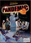 Pandemic (2011) by Zman Games: Product Image