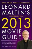 Leonard Maltin's 2013 Movie Guide by Leonard Maltin: Book Cover