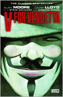 V for Vendetta {New Edition} (NOOK Comics with Zoom View) by Alan Moore: NOOK Book Cover