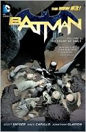 Batman Volume 1 by Scott Snyder: NOOK Book Cover
