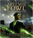 Artemis Fowl; The Last Guardian by Eoin Colfer: CD Audiobook Cover