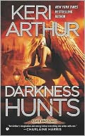 Darkness Hunts (Dark Angels Series #4) by Keri Arthur: Book Cover