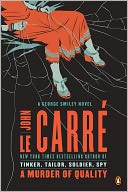 A Murder of Quality by John le Carré: NOOK Book Cover