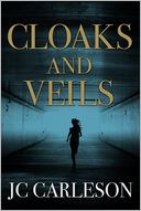 Cloaks and Veils by J. C. Carleson: Audiobook Cover