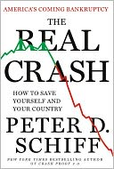 The Real Crash by Peter Schiff: Book Cover
