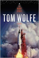 The Right Stuff by Tom Wolfe: Book Cover