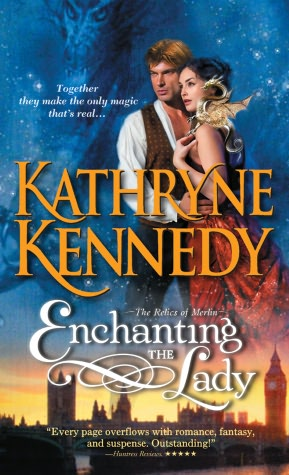 Free download of books to read Enchanting the Lady 9781402269820